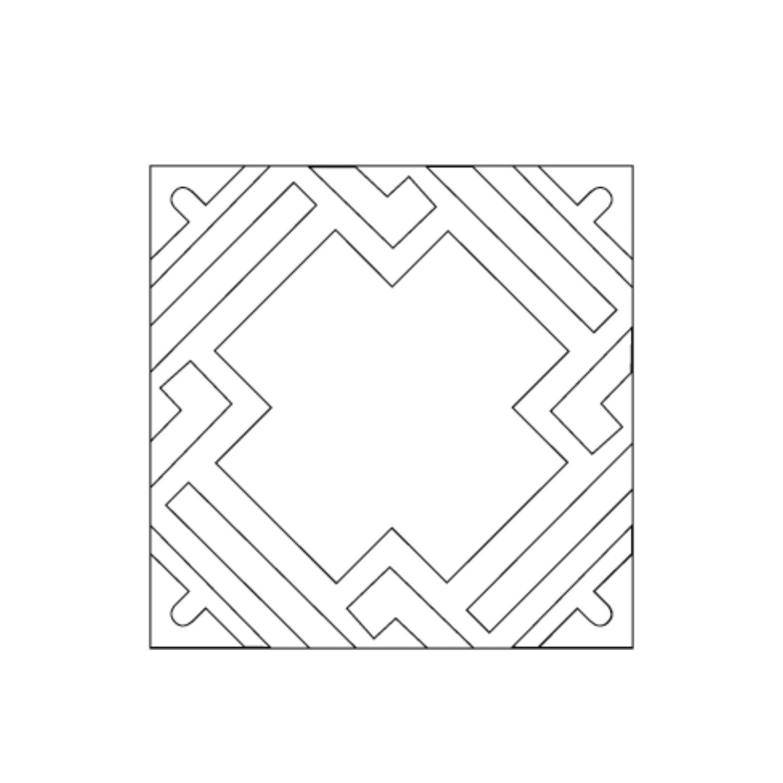 Il trovatore Decorative Terrazzo Tiles