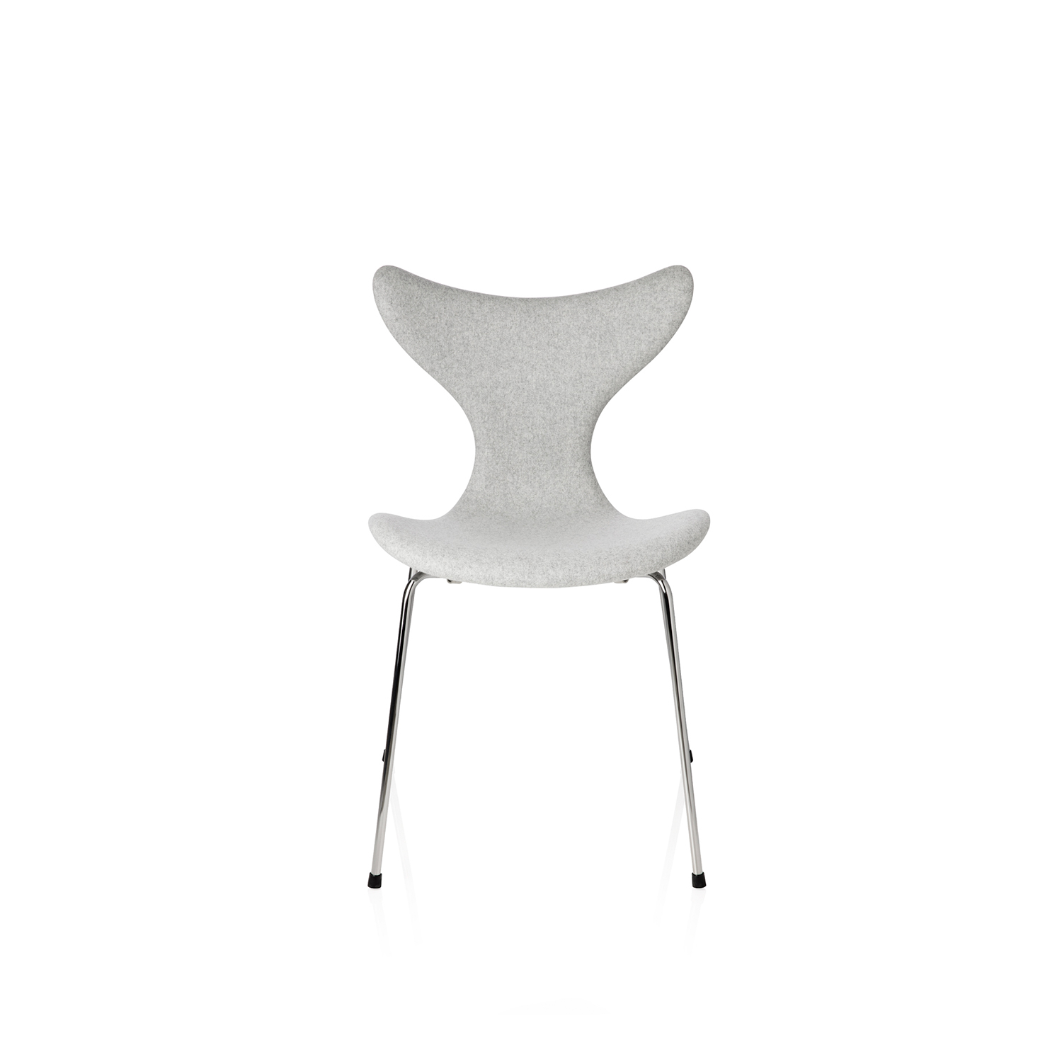 Lily Chair - This series 8 chair was originally designed for the Danish National Bank. It is often referred to as the Lily.