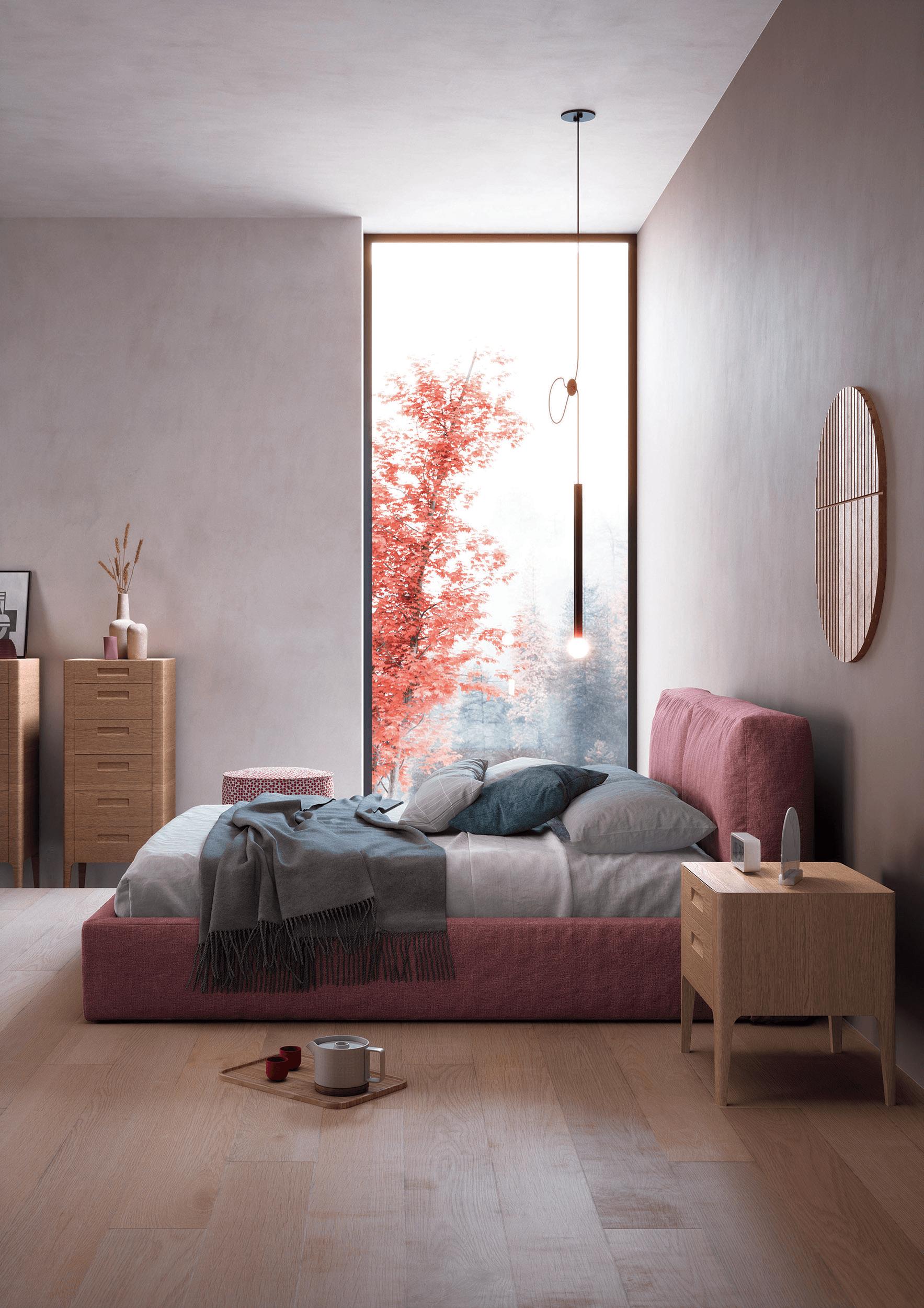 Brick Bed
