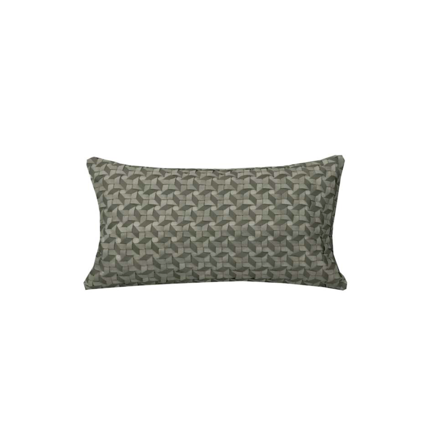 Maxi Catavento Woven Leather Cushion Small - The Maxi Catavento Woven Leather Cushion is designed to complement an ambient with a natural and sophisticated feeling. This cushion style is available in pleated leather or pleated suede leather. Elisa Atheniense woven handmade leather cushions are specially manufactured in Brazil using an exclusive treated leather that brings the soft feel touch to every single piece.   The front panel is handwoven in leather and the back panel is 100% Pes, made in Brazil.  The inner cushion is available in Hollow Fibre and European Duck Feathers, made in the UK.  Please enquire for more information and see colour chart for reference.   | Matter of Stuff