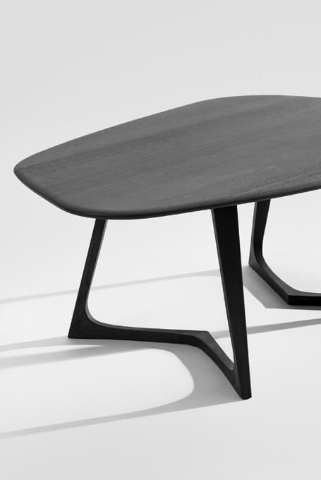 Twist Stone Table