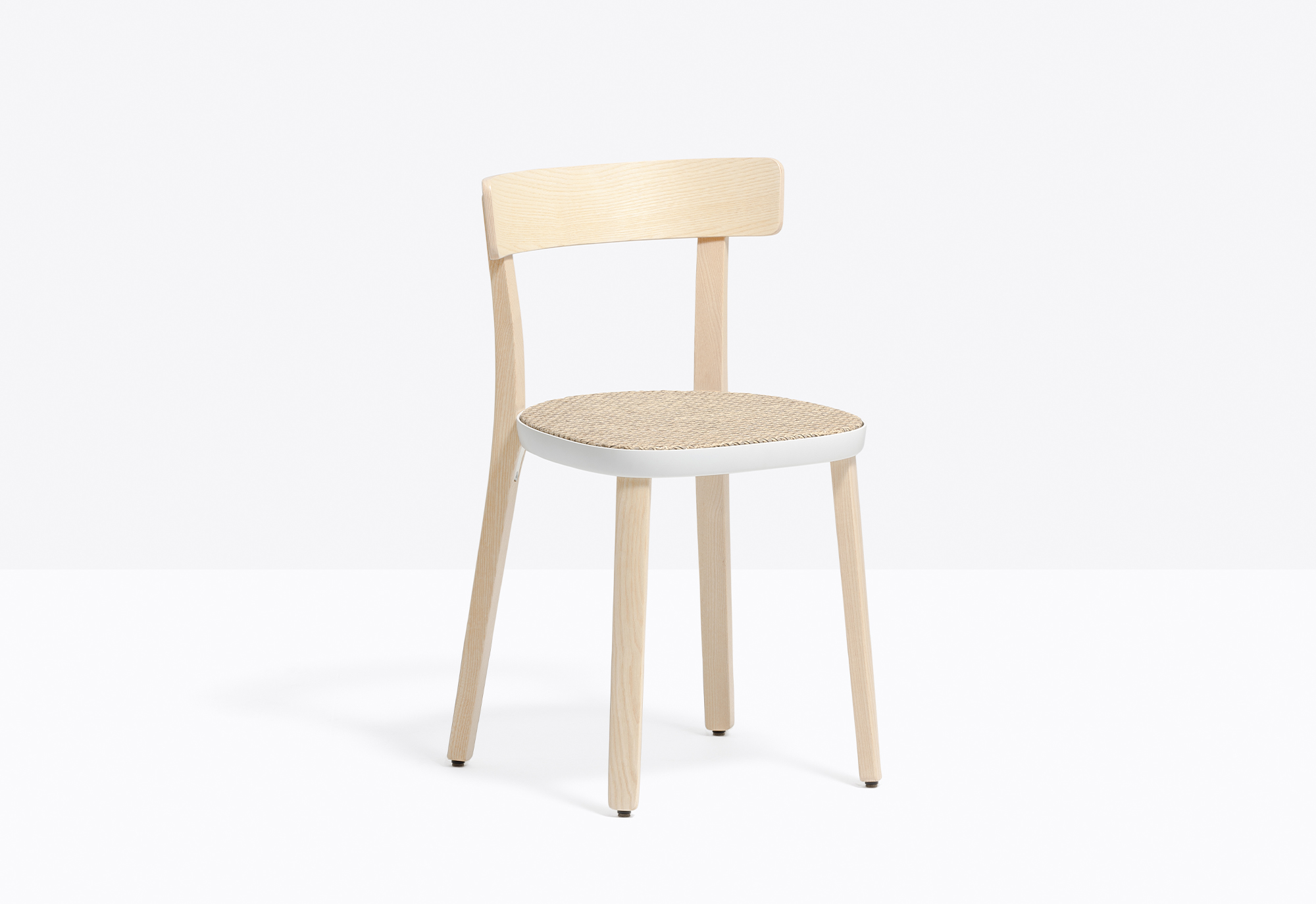 Folk Chair with Cane Seat