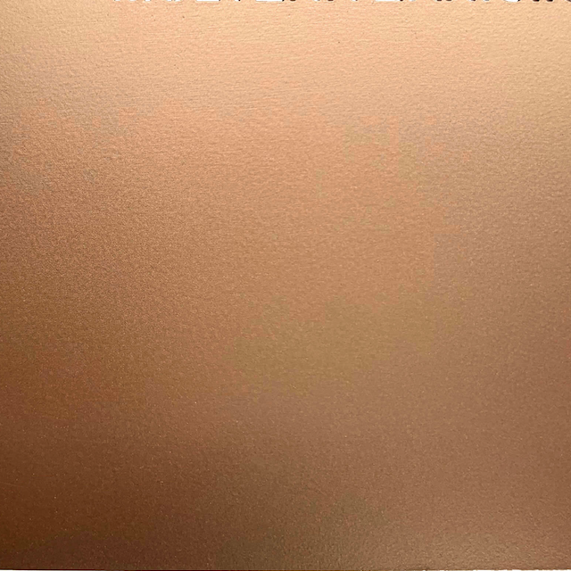 Never Acciaio Bronzo Flat Metal Varnish - 1k one-component varnish in imitation of the flat galvanic finishings, it gives light and great brightness to the treated support. Matt metallic final product. Highly bright, it can be applied in direct adhesion on melt alloys (zama, brass, aluminium) or iron, with anti-scratch performing characteristics and resistant against the main cleaning products and food, through the employment of specific cycles of painting. For supports made on metal, plastic, wood and composites, both for interior (outlines, furniture complements, structures, accessories, handles) and for outdoor employments (windows and doors, facades, architecture, structures).   Matter of Stuff