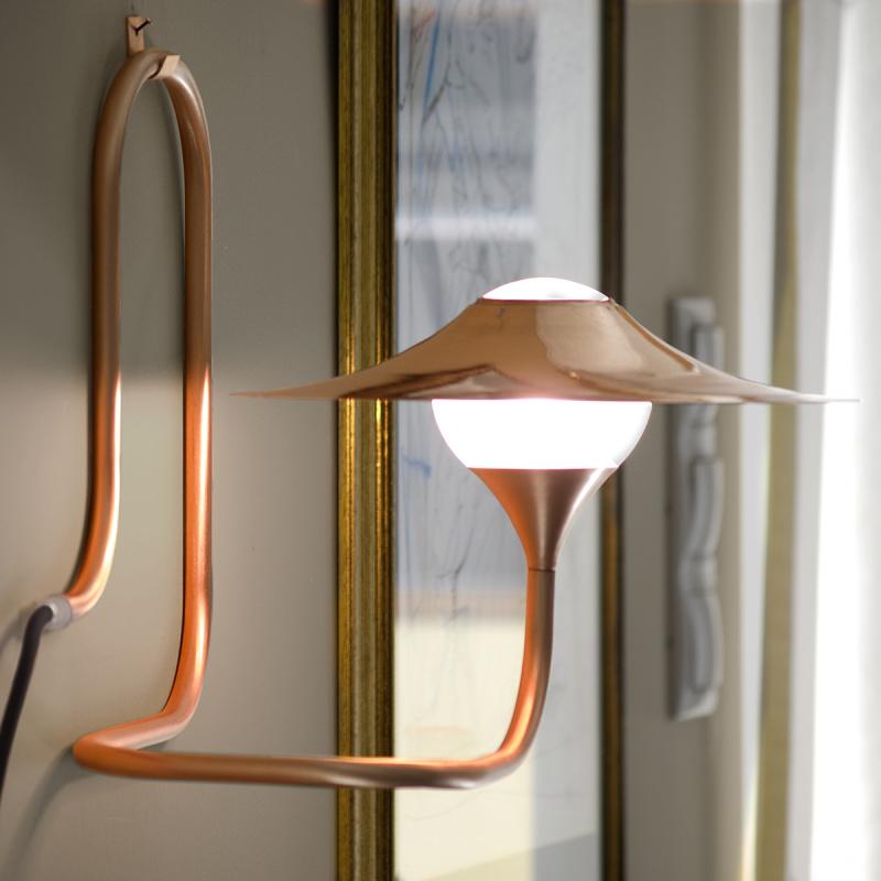 Turbaya Brass Light