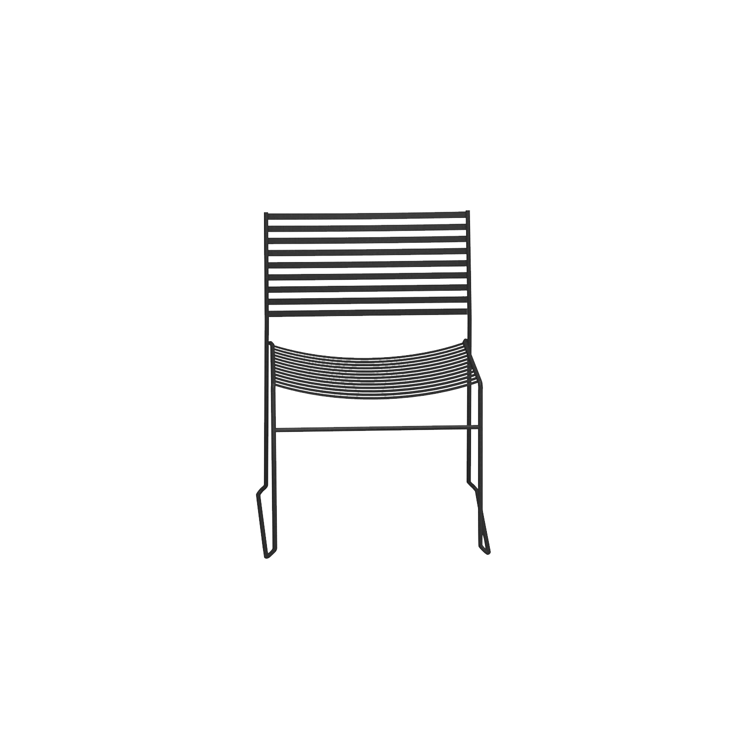 Aero Lounge Chair - Set of 2 - <p>Aero, marked by a contemporary design and striking, structural and geometric lightness, presents pieces of furniture versatile and adaptable to any context. The range comprises relaxing armchairs, chairs and stools, for both residential and contract settings.</p>This lounge chair can come in Antique Iron, Matt White or Black and can be placed outdoors. Please enquire for more information.