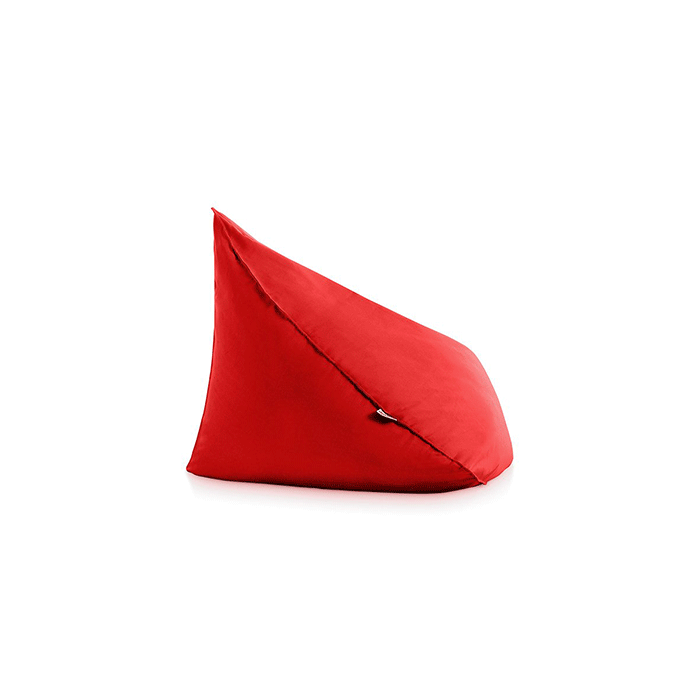 Sail Pouf - <p>Let yourself be seduced by our most loving outdoor chair. Sitting in Sail is like enjoying a lovely hug, as the whole of the inside of the chair moulds to your body. This is because of its soft cushioning made from polystyrene beads that move around and intuitively adapt to the human figure. An informal seat for relaxed, laid-back atmospheres.</p>