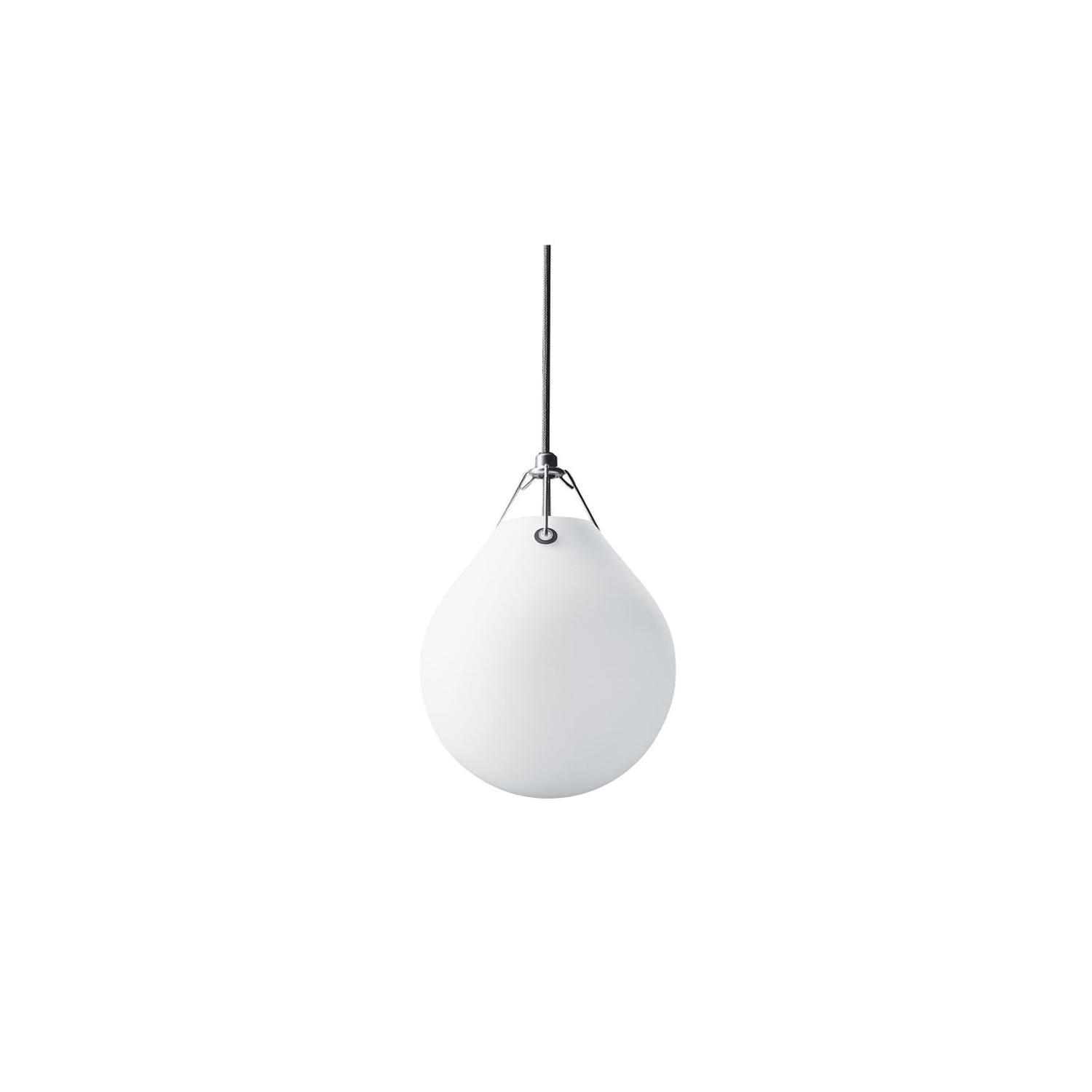 Moser Pendant Lamp - The fixture emits diffuse light and the thickness of the glass results in very comfortable light distribution.   | Matter of Stuff