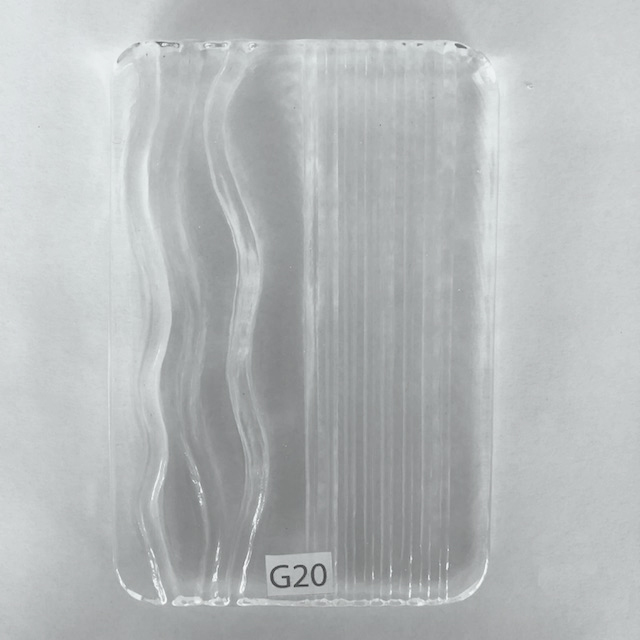 Cast Glass G20 -  | Matter of Stuff