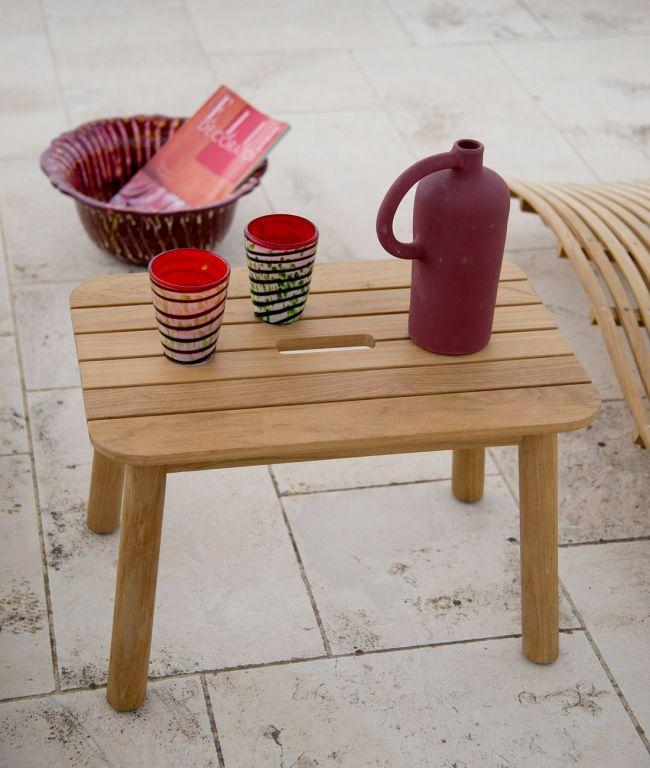 Pevero Small Rectangular Coffee Table