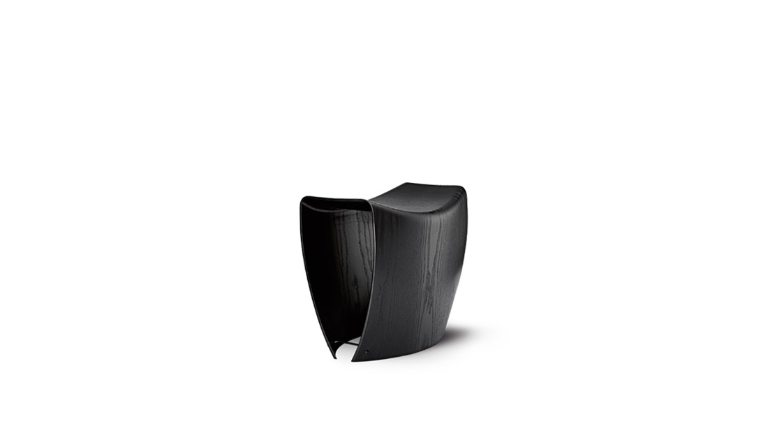 Gallery Stool - The Gallery stool was a major design breakthrough when it was launched in 1998. With striking simplicity, the properties of moulded plywood are pushed to the maximum limit to form a sculptural seating object.  Although many of our sofas and lounge chairs comprise our most celebrated designs, we have smaller pieces that are distinctive, well-crafted, modern originals in their own right. Pieces that add a touch of personality and practicality. A sense of cosiness. As punctuations to a style statement. Or just the pieces you were looking for to create a sense of completeness. Because when it comes to interior décor, sometimes the smallest detail can make the biggest difference.   Matter of Stuff