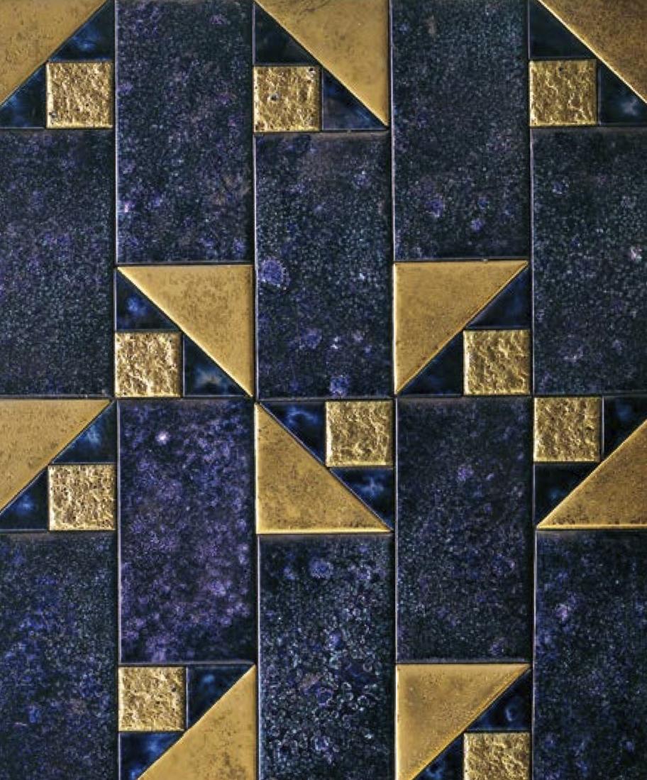 Mosaics Arte Pitagorica -  | Matter of Stuff