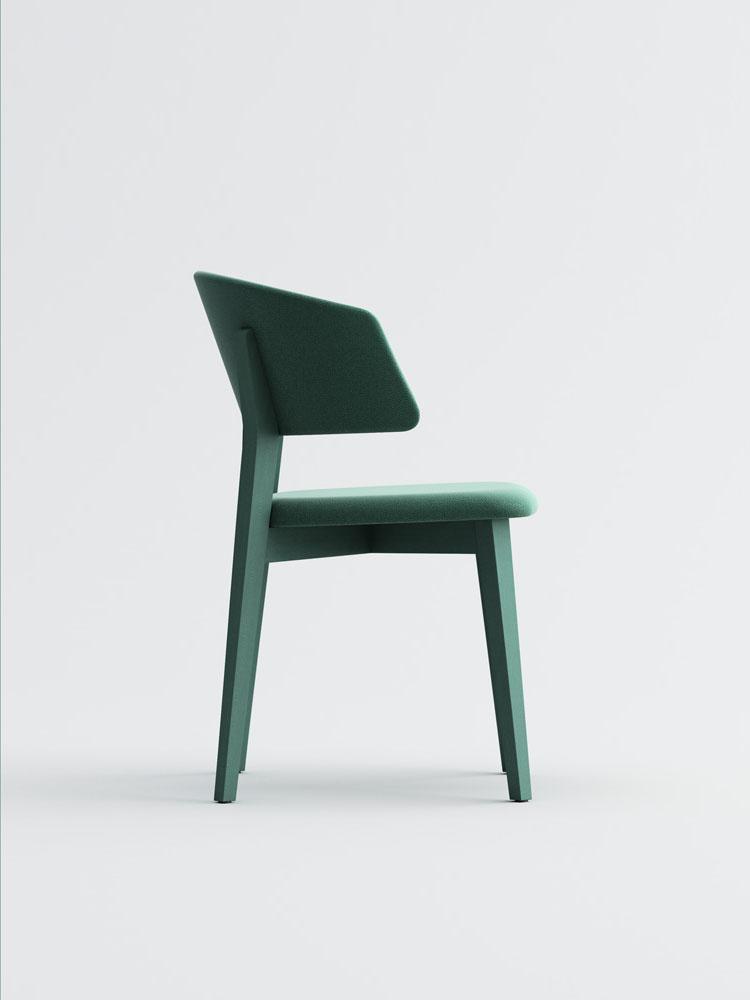 Wrap 6C60 Chair