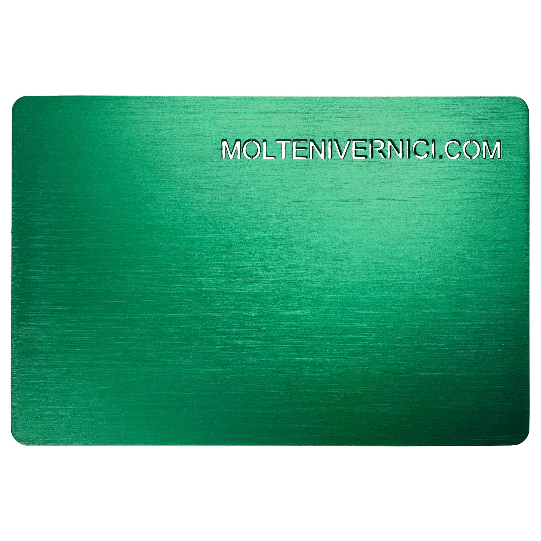 Anodyc Green 6 Metal Varnish