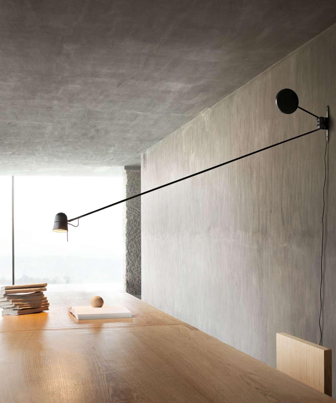 Counterbalance Wall Lamp