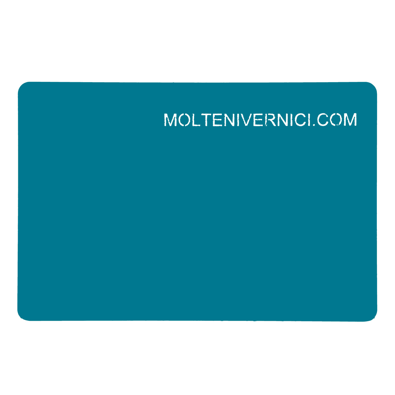 Turquoise D1 Soft Effect Varnish