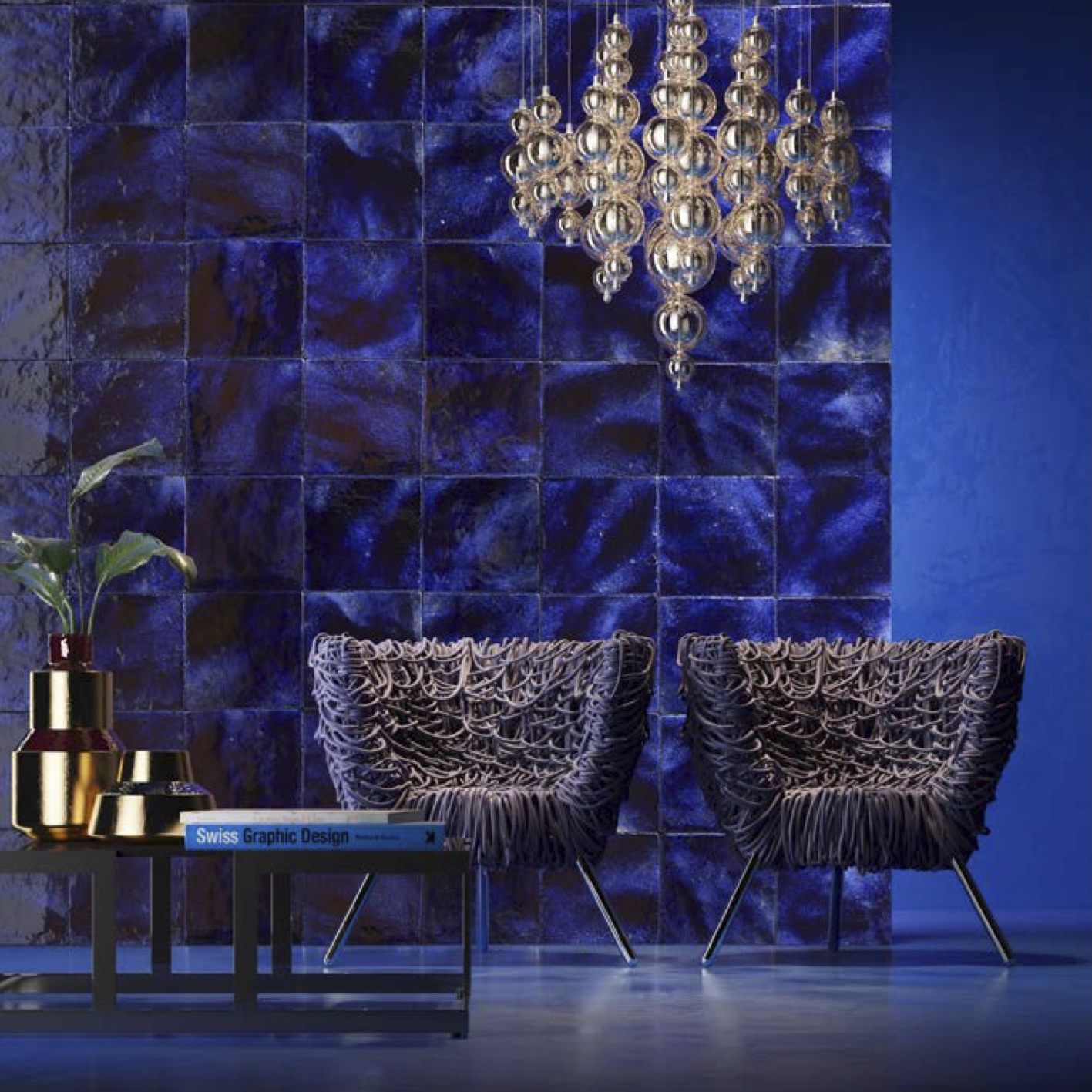 Square Cotto Tiles -    Matter of Stuff