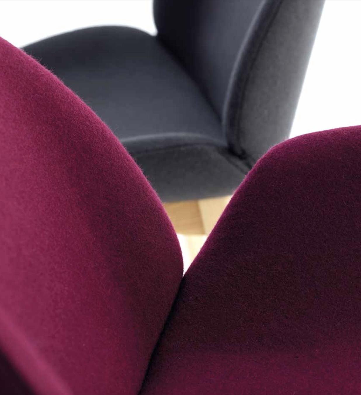 Rose Wood Armchair