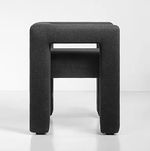 """Toptun Armchair - """"Toptun"""" in Ukrainian means the one who loudly tramples. TOPTUN walks loudly and awkwardly. Still, despite the irony of the armchair's name, while sitting in it – you will not be left without a feeling of peace and comfort.</p>  