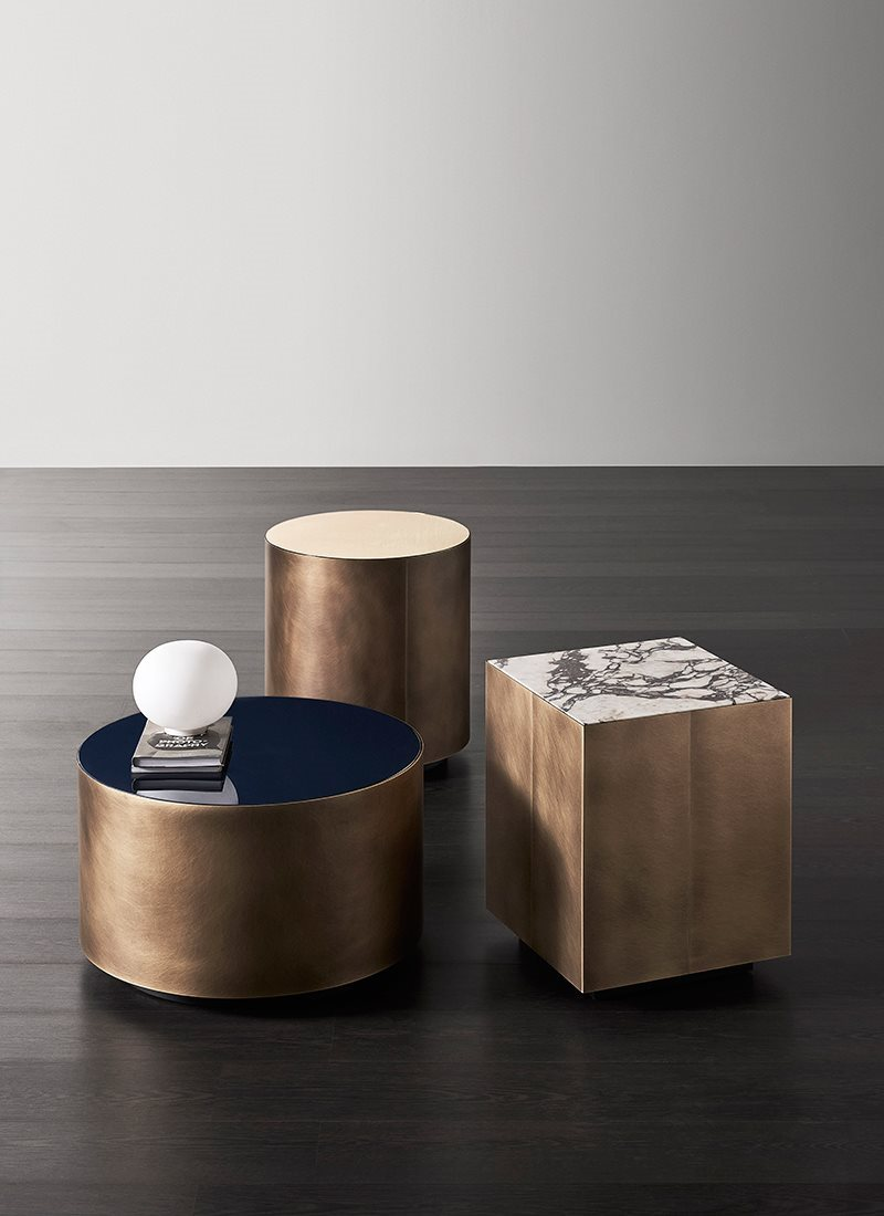 Belt Square Small Low Table