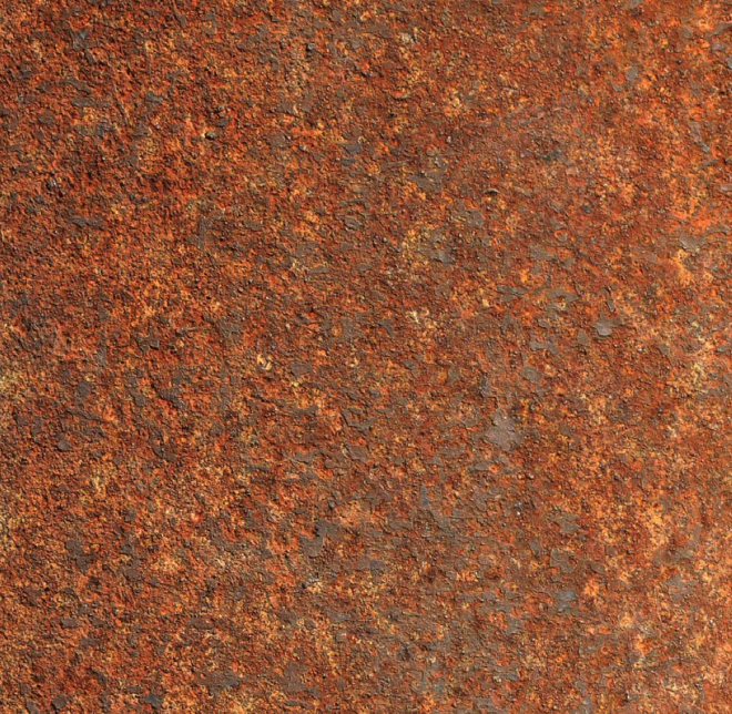 Material Rusty | Matter of Stuff