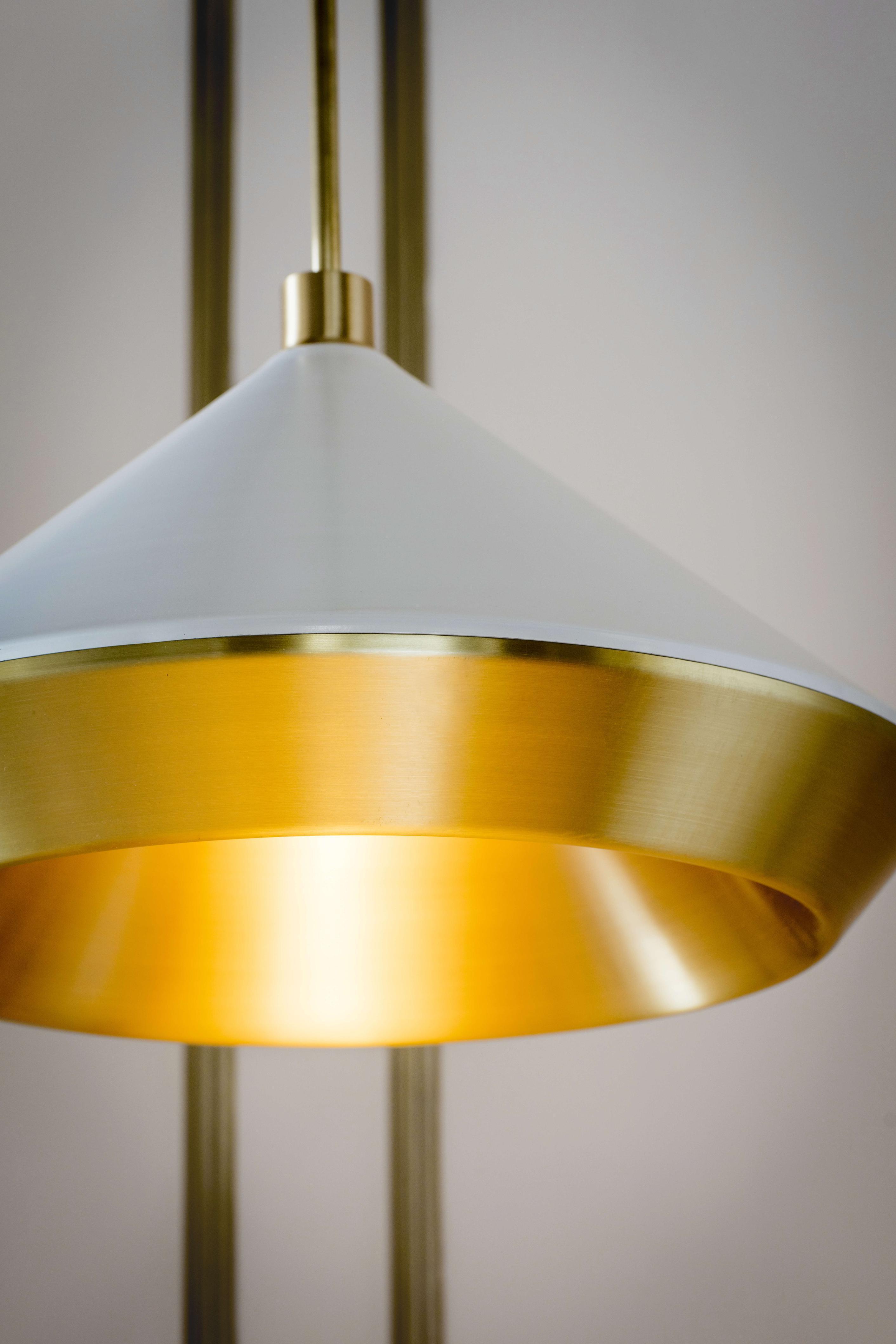 Shear Pendant Light - XL