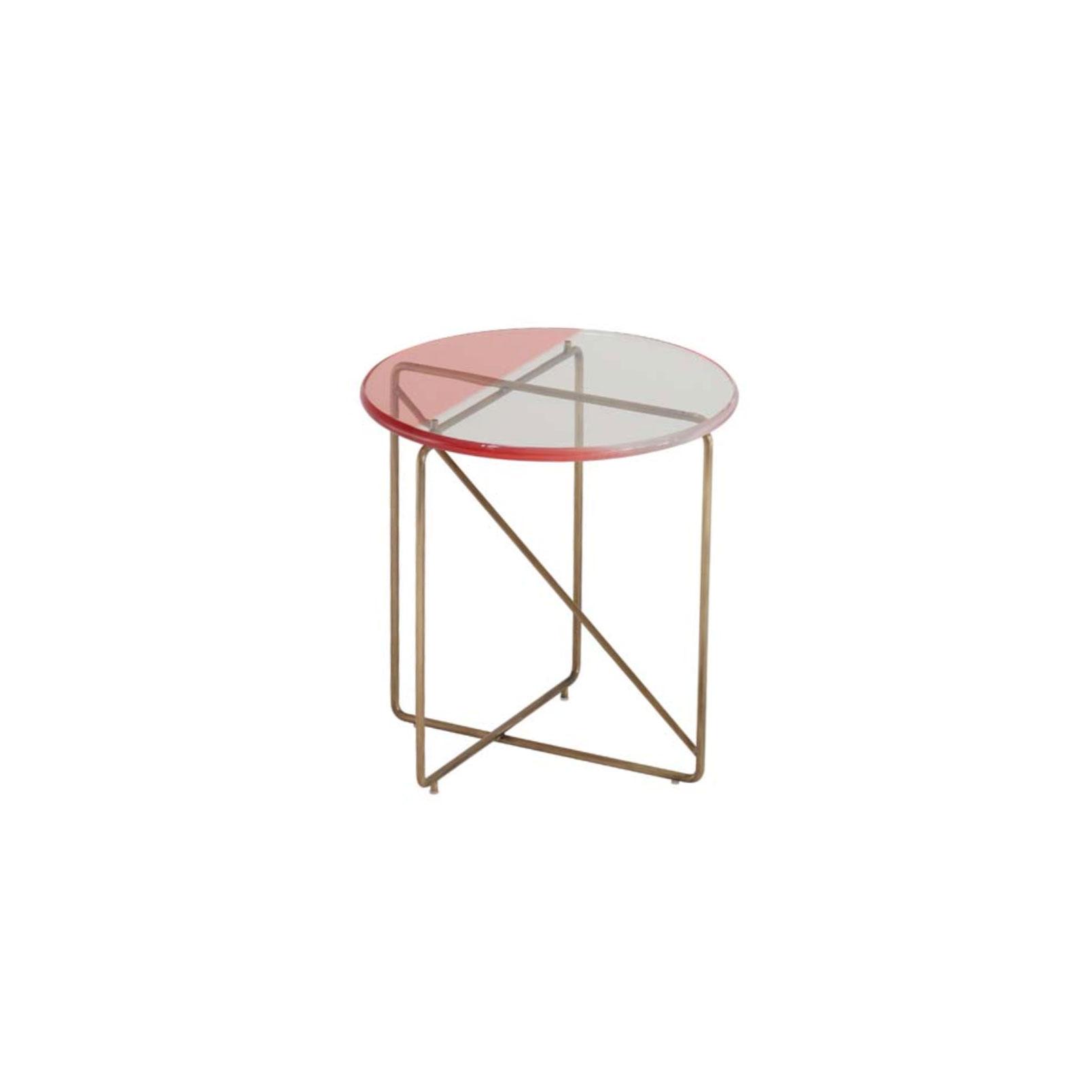 Cinabro Side Table
