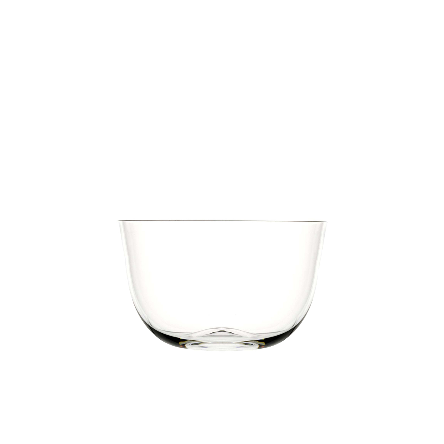 Drinking Set No.238 Sugar Dish - Set of 6 - The perfectly flowing contours of these original Josef Hoffmann shapes make this muslin glass series a classic. This elegantly balanced stemware was designed by Hoffmann for Lobmeyr already in 1917. The material - very fine (muslin) glass, mouth-blown in wooden moulds provides perfect elegance for these glasses.  | Matter of Stuff