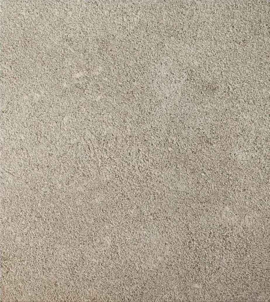 Grolla Grigio Olivo Bushhammered - Grolla hard limestone, the company's flagship product, is a versatile and resistant material because it lends itself to all types of processing.  What distinguishes this stone from the others are its extraordinary certified technical-mechanical characteristics, such as low water absorption, resistance to abrasion, salt, pollution and frost.  Thanks to these peculiarities, Grolla is suitable to the realisation of outdoor projects (ventilated and glued facades, floors, swimming pools) and interiors (wall coverings, floors, bathrooms, kitchens, objects and furnishing elements such as sinks, shower trays, tubs, tables and much more).  The colors of the Grolla range from beige to intense pink shades, passing through grey.  The remarkable technical characteristics, combined with the aesthetic qualities of this stone, adapt to suited to styles, architectural contexts and design from classic to contemporary, perfectly matching with wood, glass, steel and other materials.  Interiors and exteriors, classicism and contemporaneity: for Grolla, every solution is possible. | Matter of Stuff
