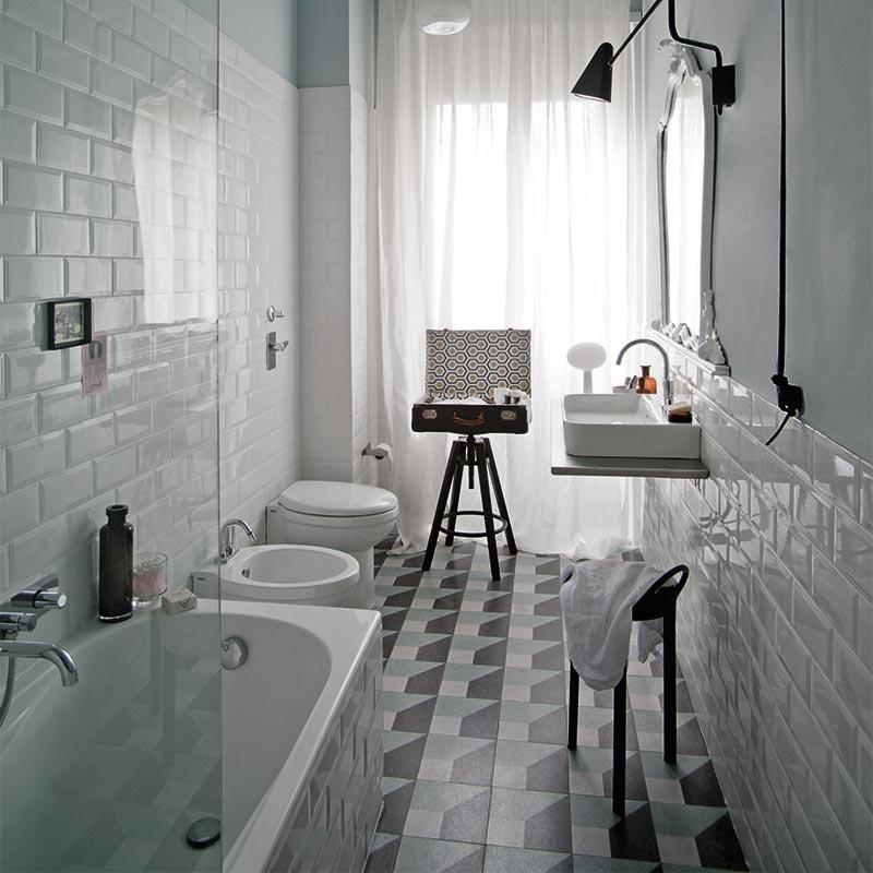Cubi M Decorative Terrazzo Tiles