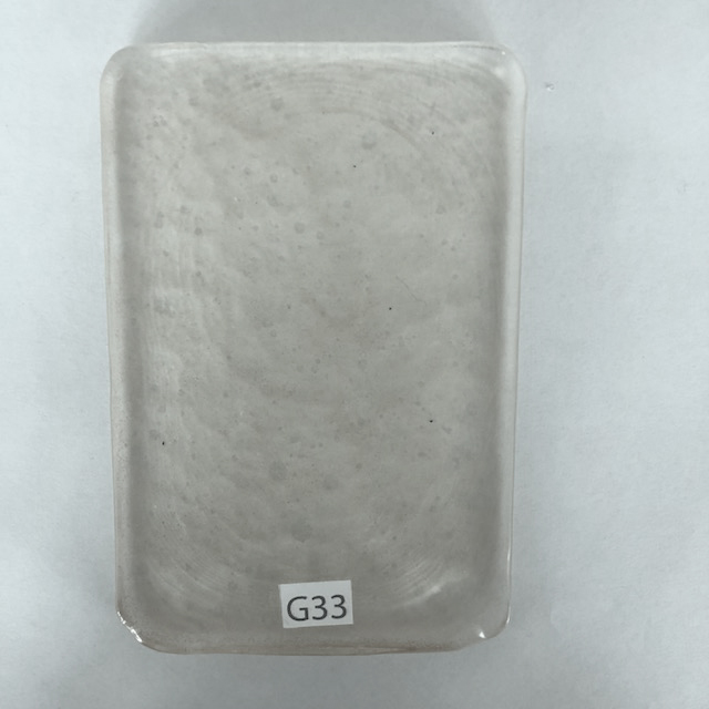 Cast Glass G33 -  | Matter of Stuff