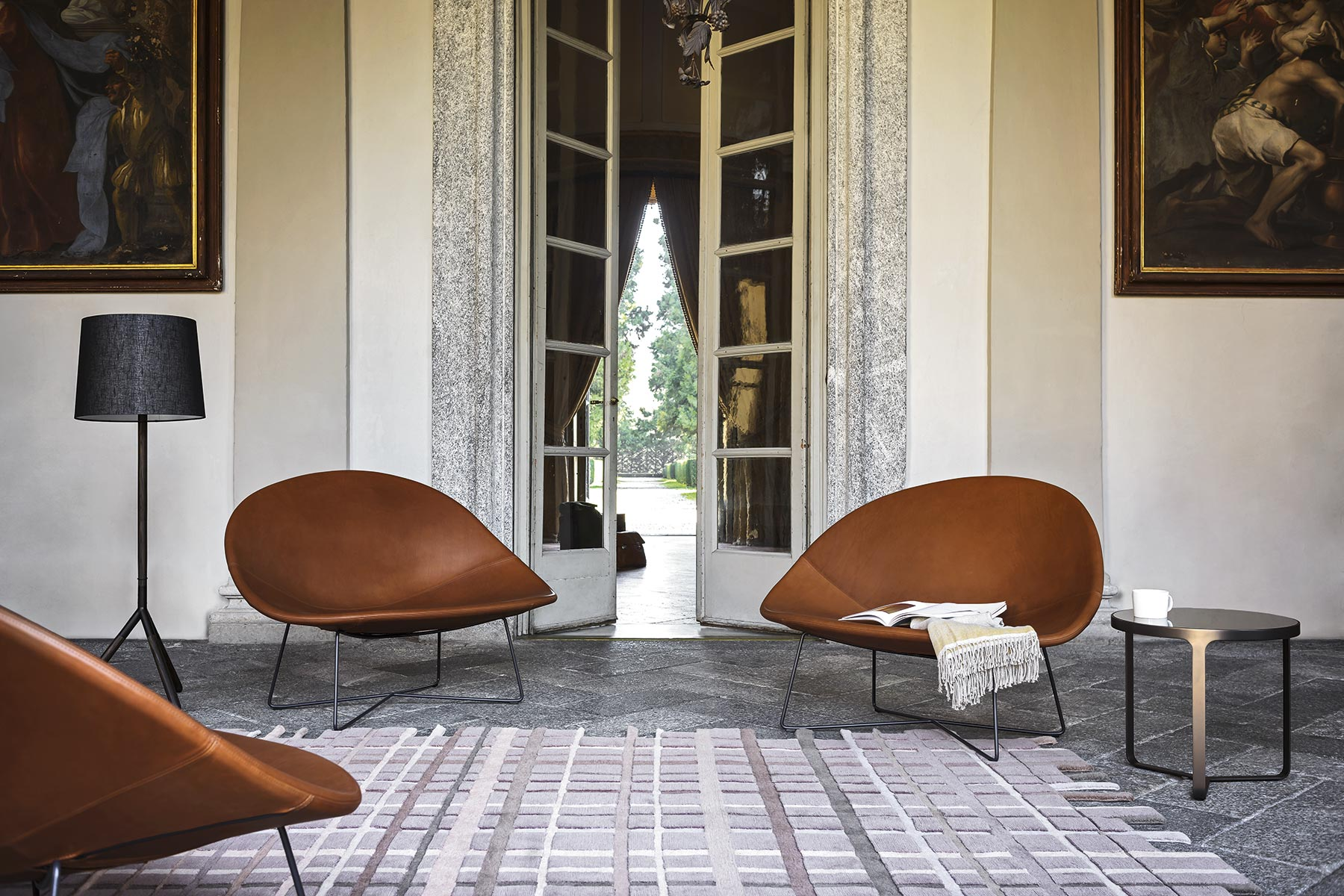 Isola Lounge Chair