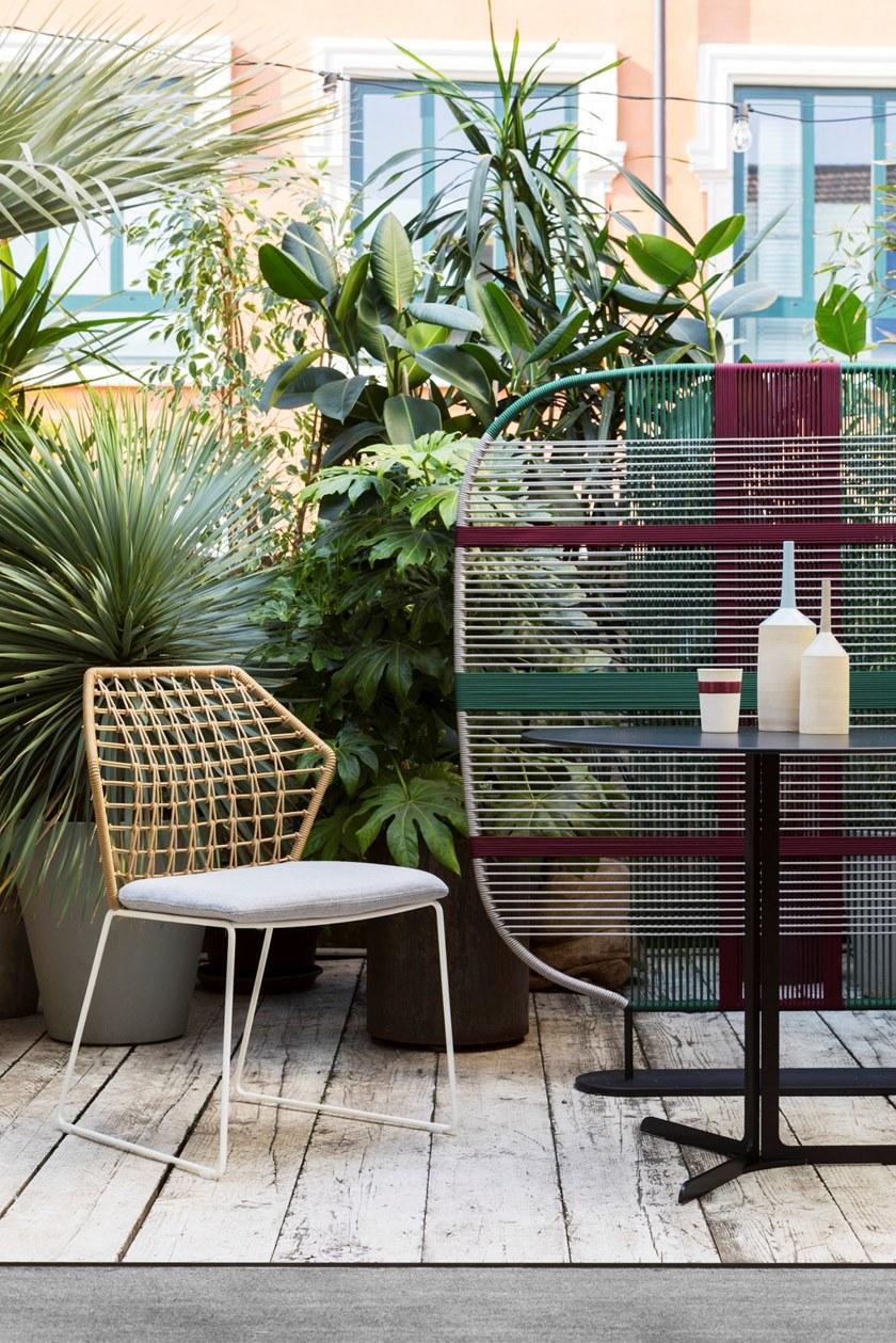 New York Soleil Garden Chair