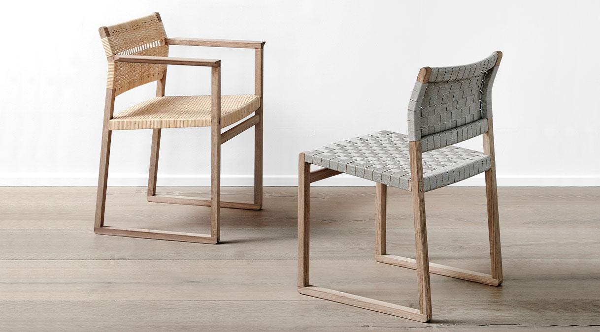 BM61 Chair Cane Wicker