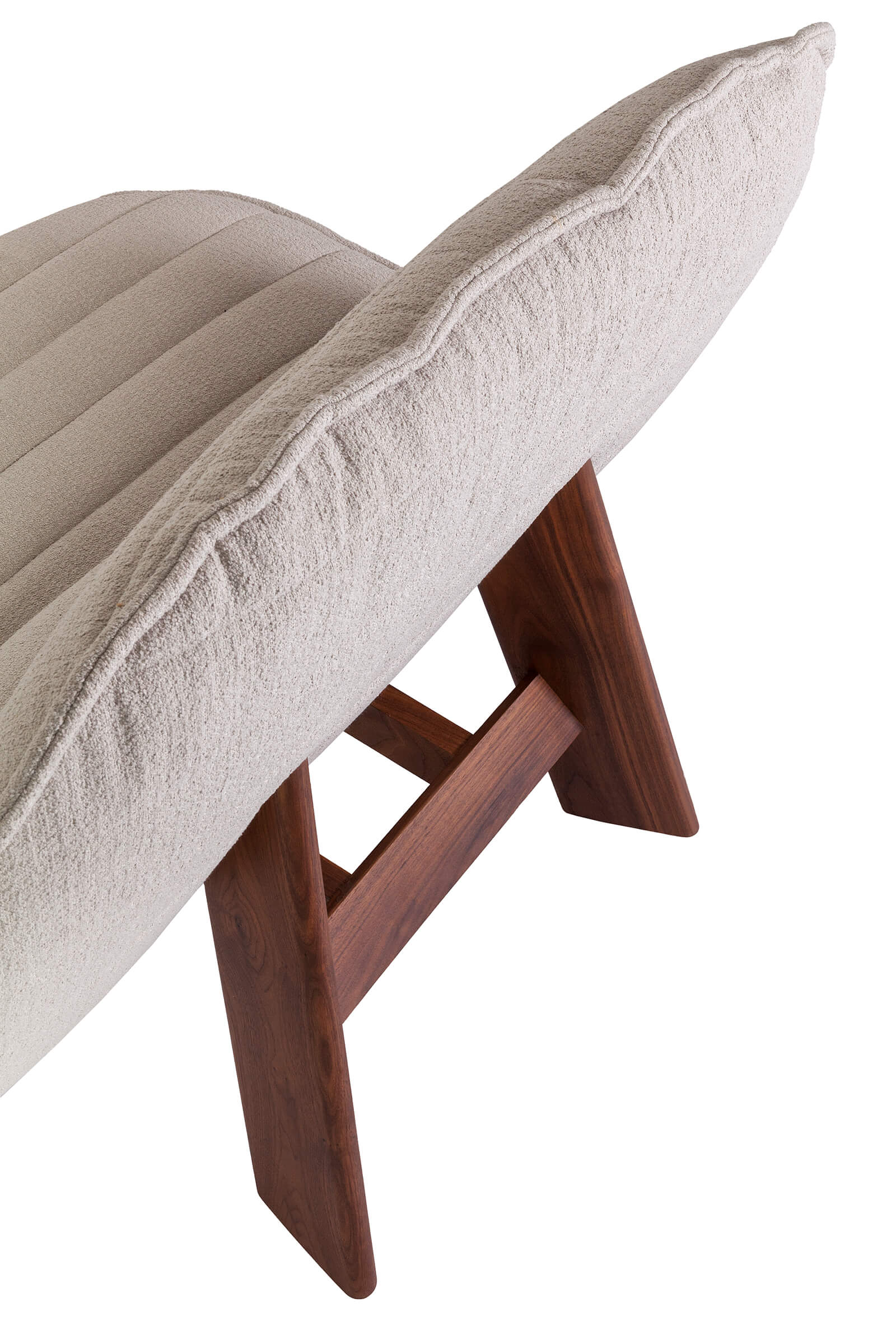 Al 008 Lounge Chair - <p>Upholstery lounge chair with a Solid oak base.</p>  | Matter of Stuff