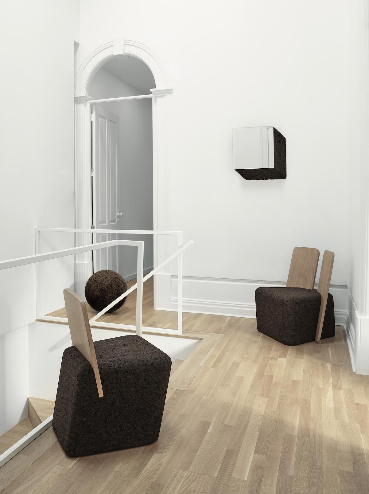 Cut Lounge Chair