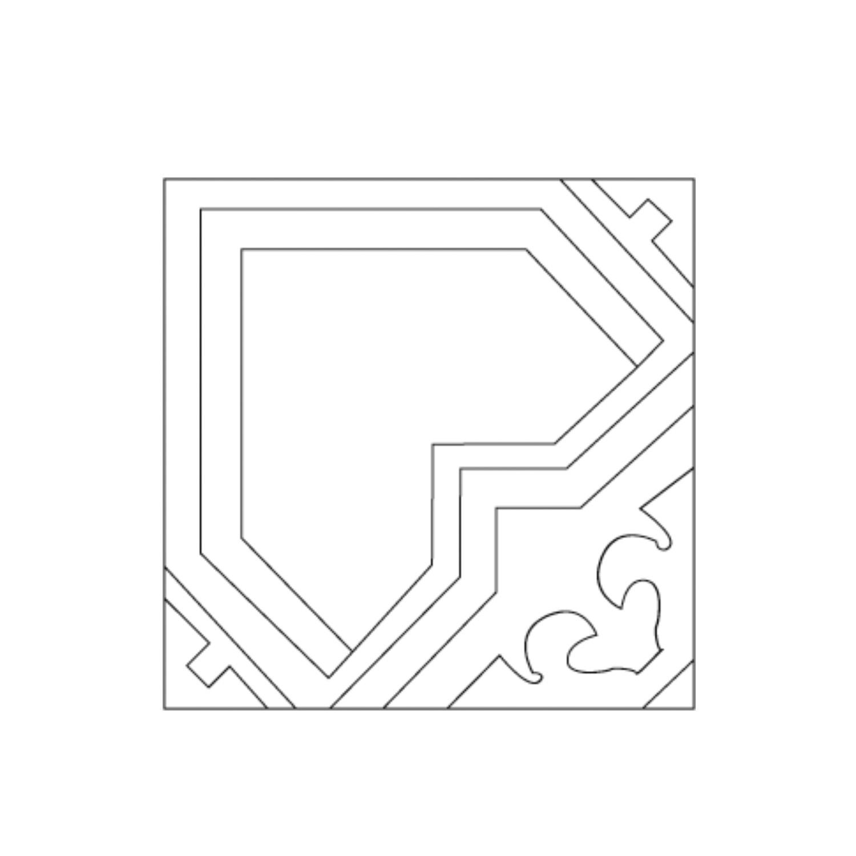 Didone Decorative Terrazzo Tiles