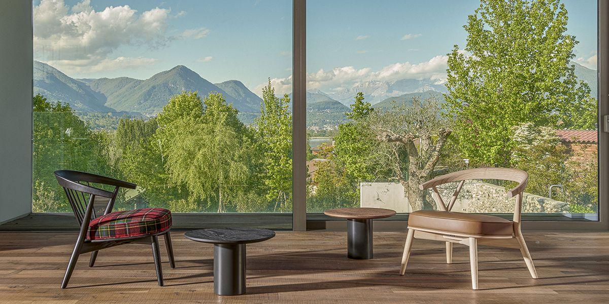 Newood Relax Light Lounge Chair