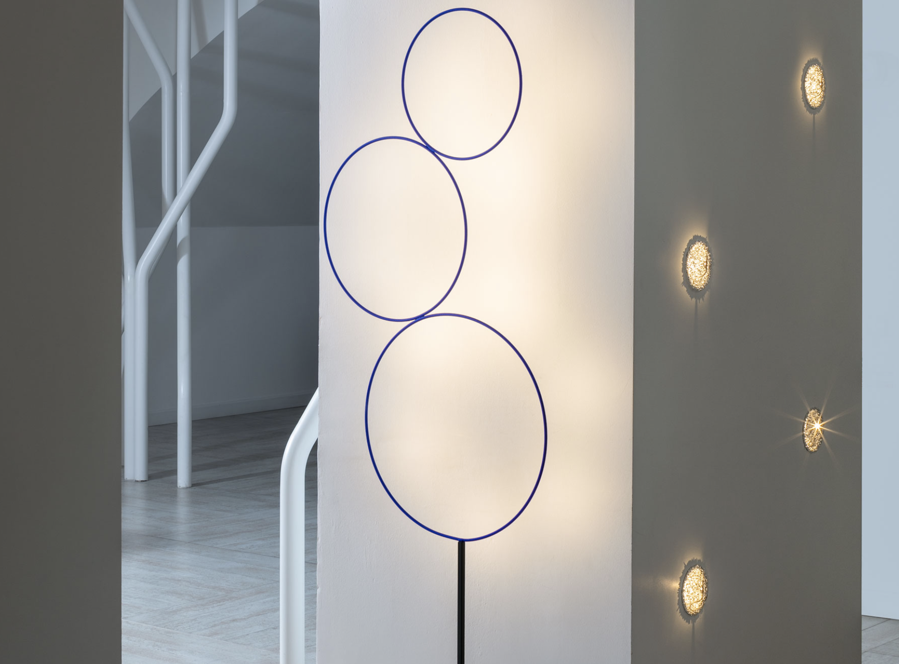 Ametista Recessed Lamp - Oggetti senza Tempo represents Catellani & Smith's more classic spirit. The collection groups together all lamps, past and future, created by Enzo Catellani, for the simple pleasure of bringing life to a gesture more than to a lamp. | Matter of Stuff