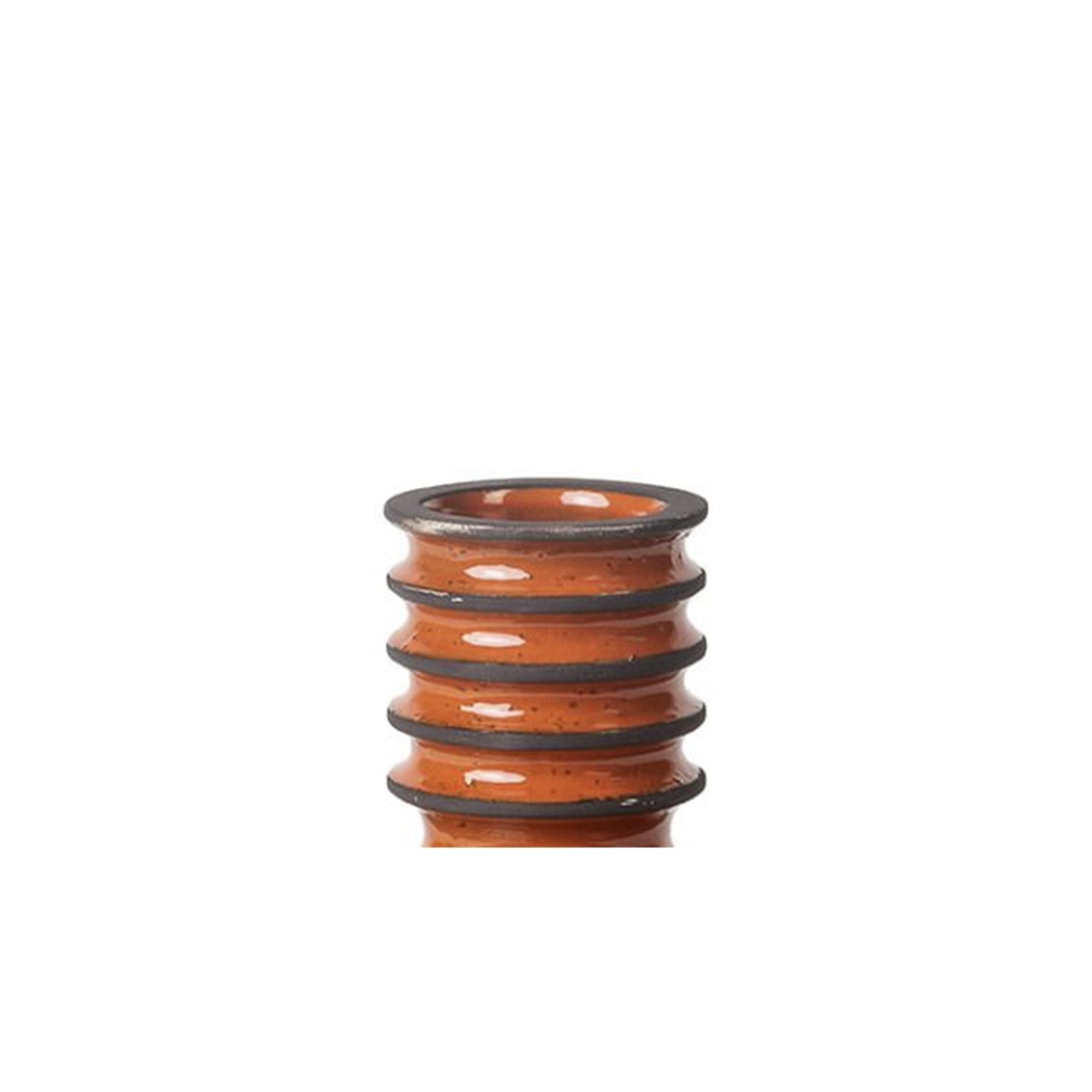 Revolver Orange Vase 3