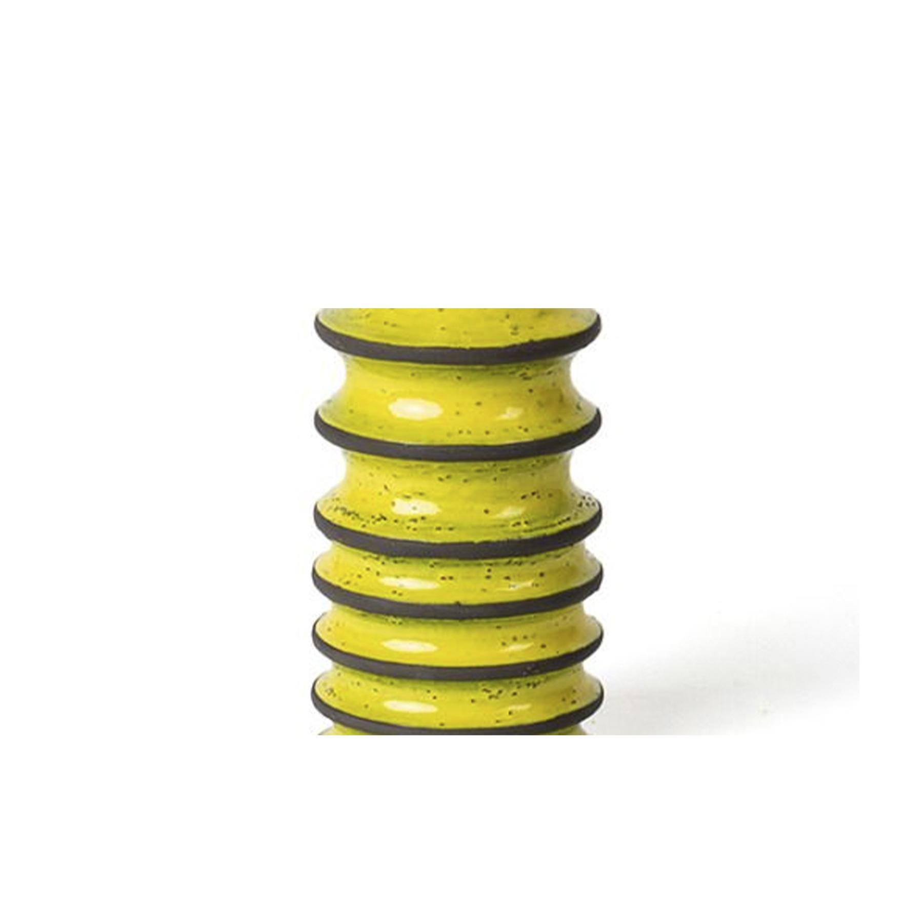 Revolver Yellow Vase 2