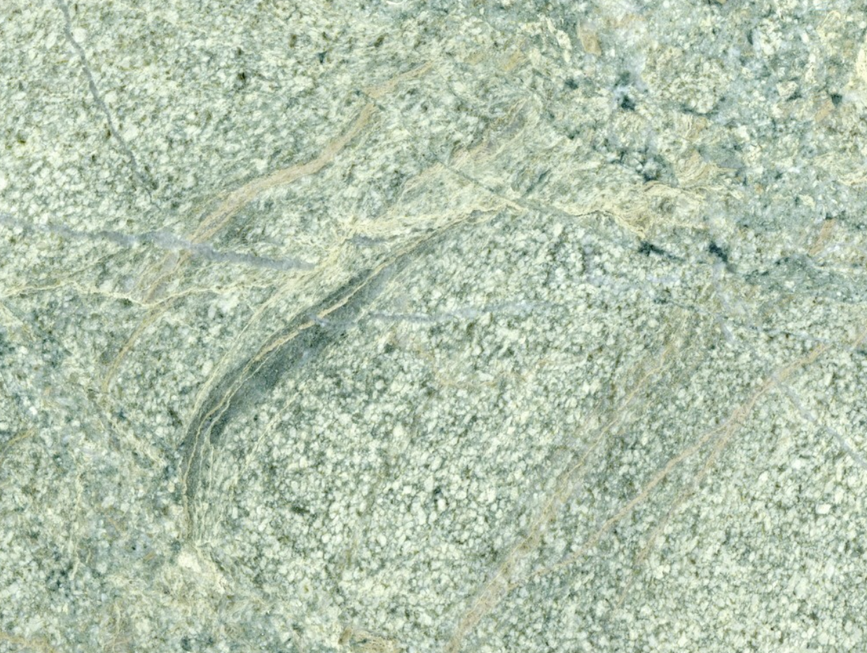 Costa Smeralda - Costa Smeralda Granițe is a green coloured stone from Brazil. The hues make it look soft and sophisticated. It can be used for interior and exterior projects. | Matter of Stuff