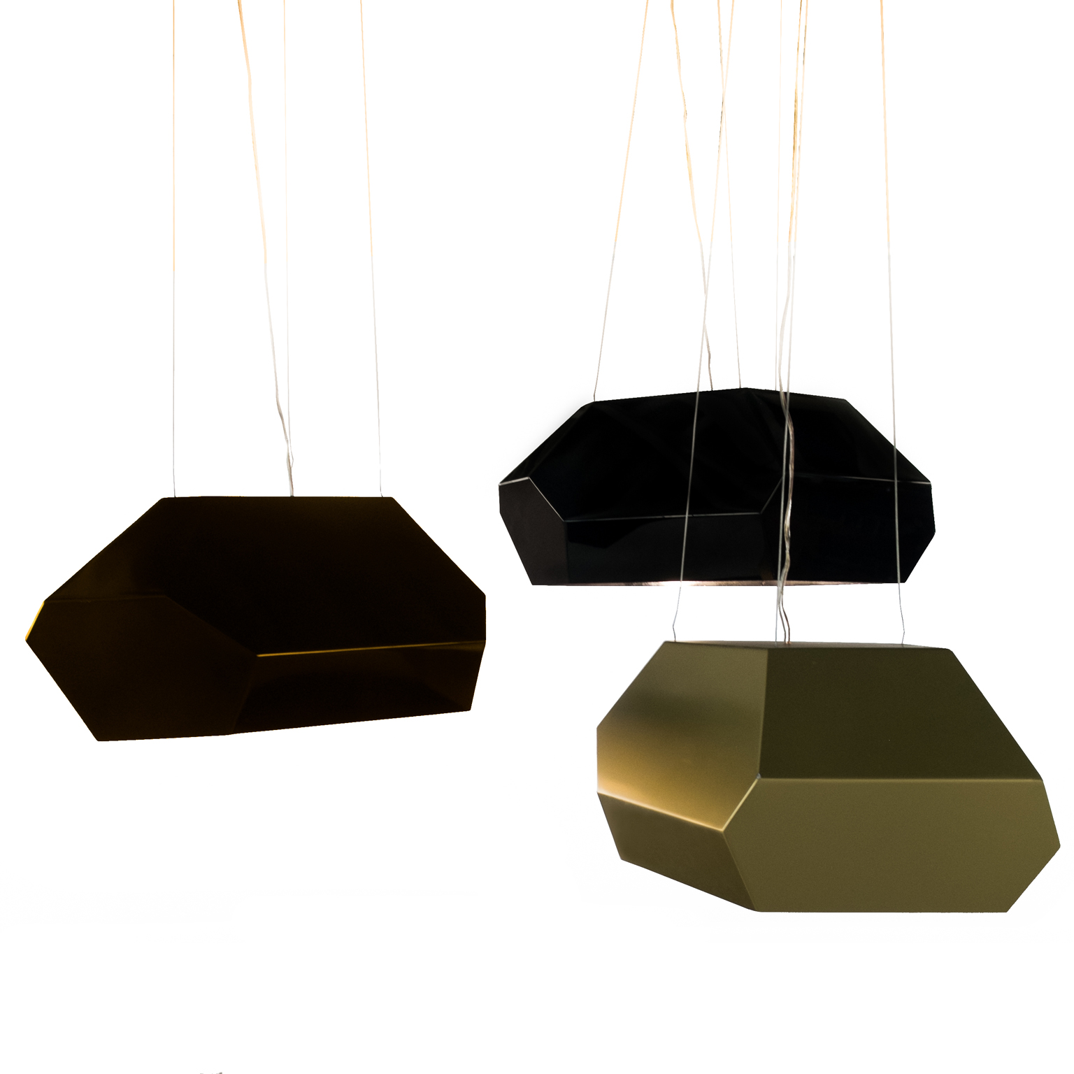 Asymmetric Lights