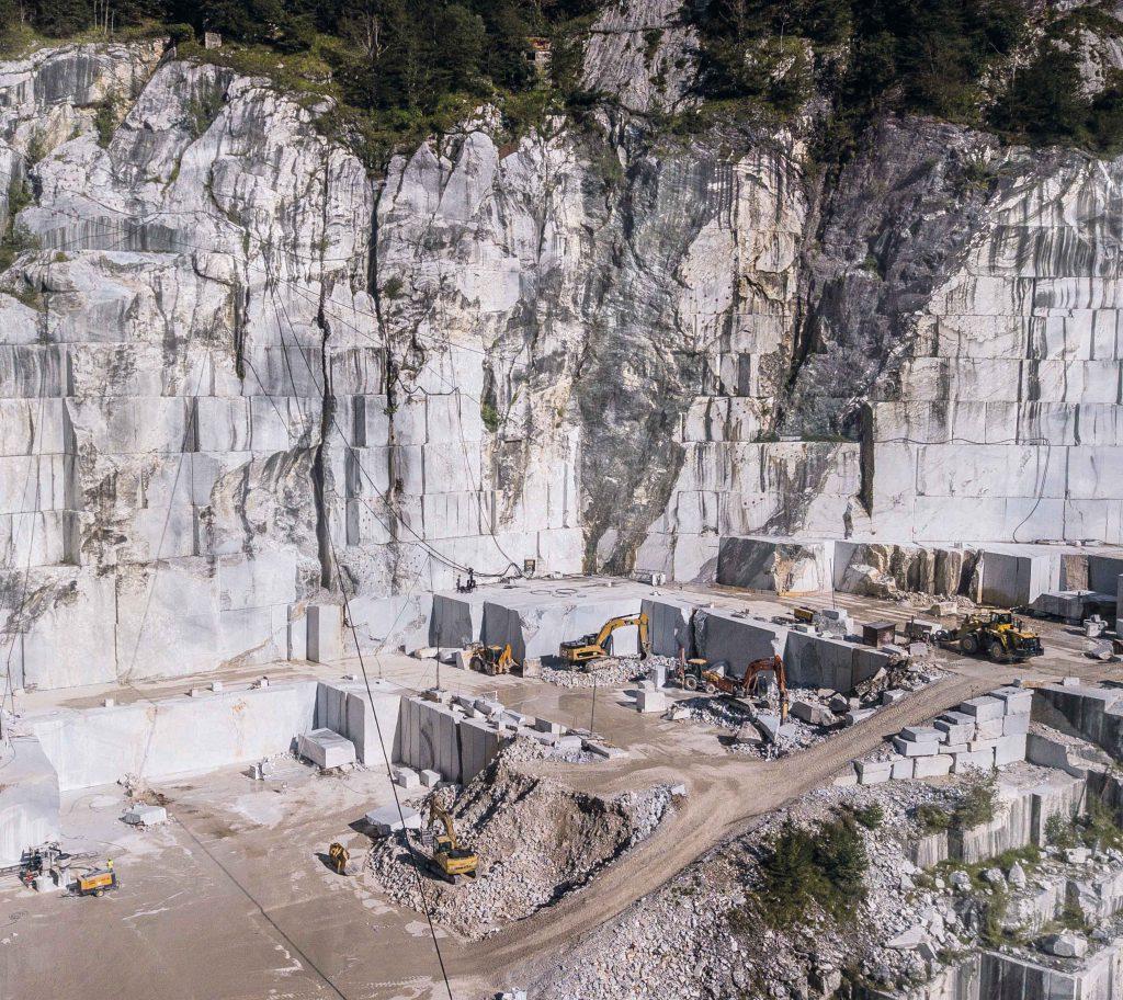 "Calacatta Delicato Vagli Marble - Sourced from our craftsmen quarries in Tuscany. This marble is quarried in small quantities. <ul>  <li>Ultimate tensile strength (UTS) to pressure stress: 1.602 Kg/Cm2</li>  <li>Ultimate tensile strength (UTS) after freezing cycles: <span class=""s2"">1.472</span>Kg/Cm2</li>  <li>Ultimate tensile strength (UTS) to bending stress: <span class=""s2"">142</span>Kg/Cm2</li>  <li>Thermic linear dilatation 10-6 per °C : <span class=""s2"">8,9</span></li>  <li>Water absorption coefficient % in WeighT: <span class=""s1"">0,11</span></li>  <li>Weight per unit volume: 2.704 Kg/m3</li>  <li>Impact strength:30,0 Cm</li>  <li>Module of linear elasticity: 774.000 Kg/Cm2</li>  <li>Abrasion strength: 6,96 mm</li> </ul> | Matter of Stuff"