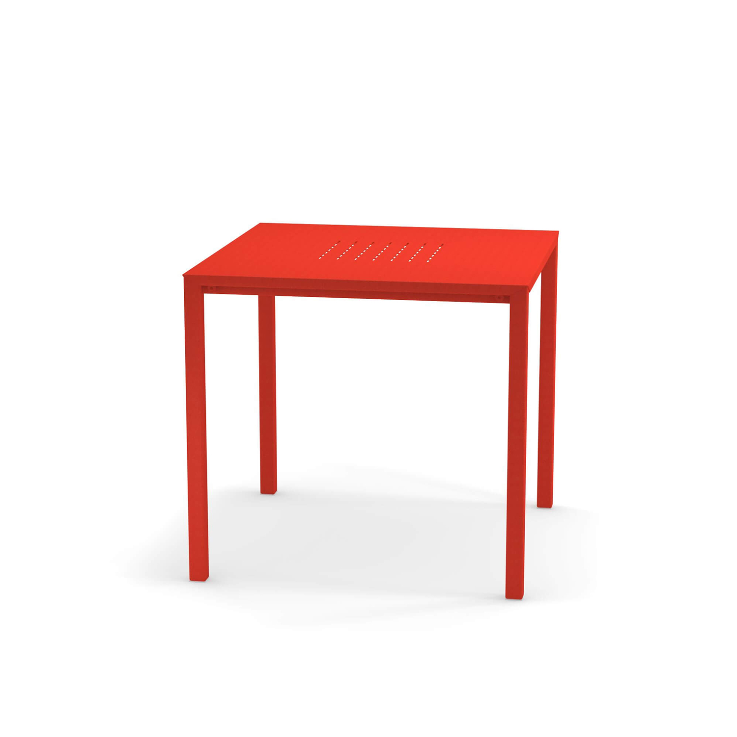 Urban Stackable Square Table - <p>Urban, made in aluminium, interprets the contemporary style of urban outdoor settings by creating areas for lively and enjoyable social events, with the aid of its classic lines and the natural lightness of the aluminium. Resistant, practical and light, Urban is the ideal solution for outdoor furniture that is simple, lively and of immediate impact.</p>  | Matter of Stuff