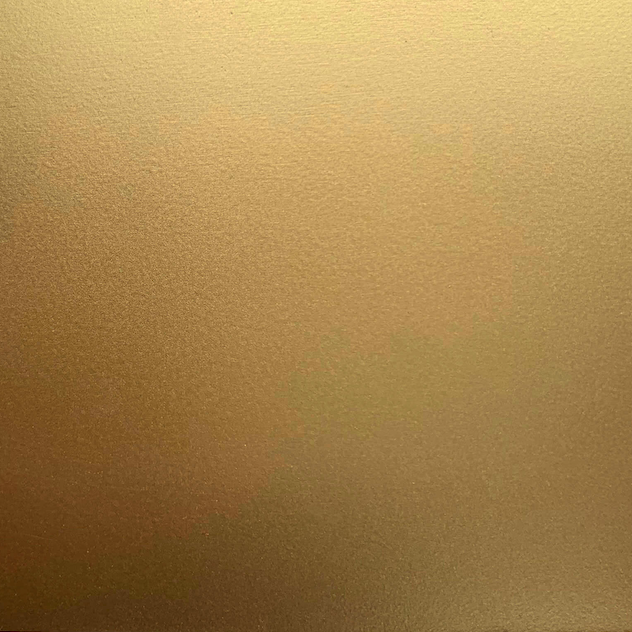 Never Oro Naturale Flat Metal Varnish - 1k one-component varnish in imitation of the flat galvanic finishings, it gives light and great brightness to the treated support. Matt metallic final product. Highly bright, it can be applied in direct adhesion on melt alloys (zama, brass, aluminium) or iron, with anti-scratch performing characteristics and resistant against the main cleaning products and food, through the employment of specific cycles of painting. For supports made on metal, plastic, wood and composites, both for interior (outlines, furniture complements, structures, accessories, handles) and for outdoor employments (windows and doors, facades, architecture, structures). | Matter of Stuff