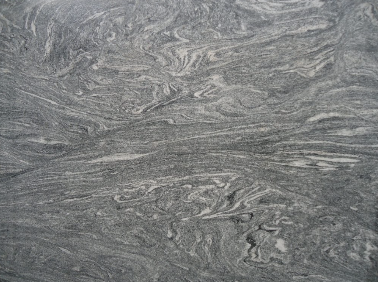 Verde Marina - Verde Marina granite originates from India. This type of stone is suitable especially for commercial projects for its unique and elegant appearance. | Matter of Stuff