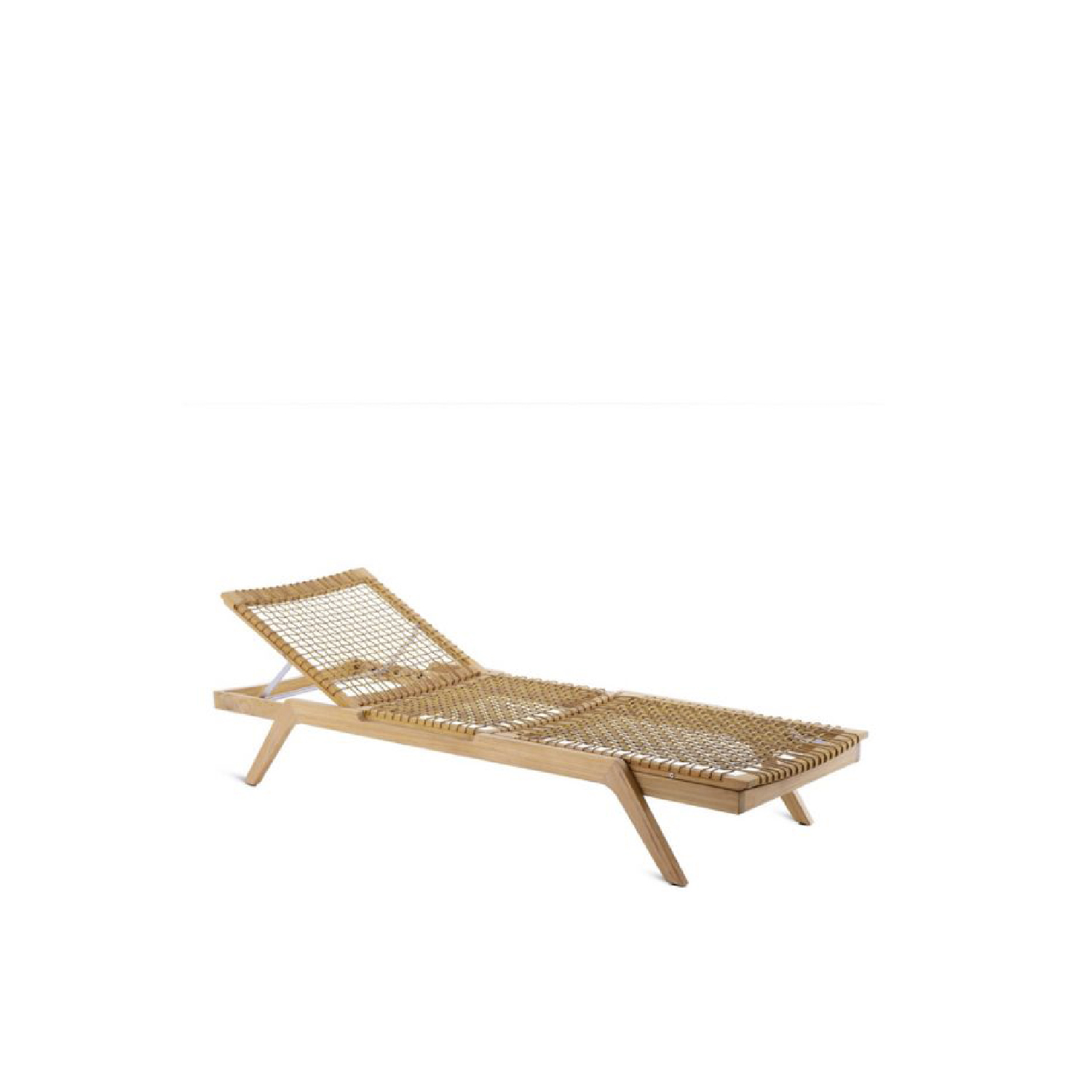 Synthesis Stackable Sunlounger