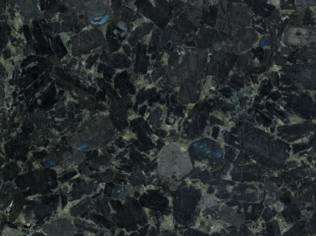 Volga Blue - Volga Blue granite originates from Ukraine. This stone is suitable for both interior and exterior design projects. | Matter of Stuff