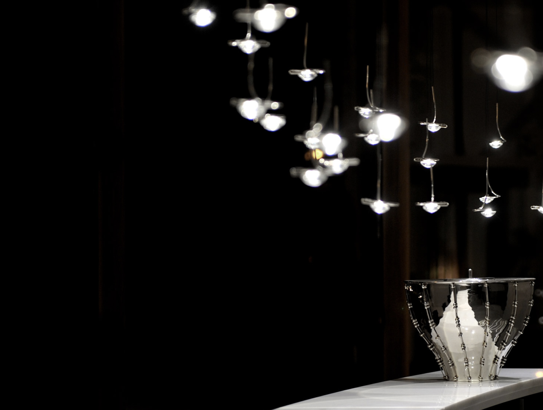 Jackie O Pendant Lamp