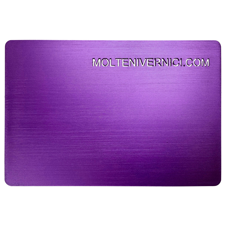Anodyc Violet 5 Series Metal Varnish